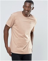 Puma Oversized T-Shirt In Beige