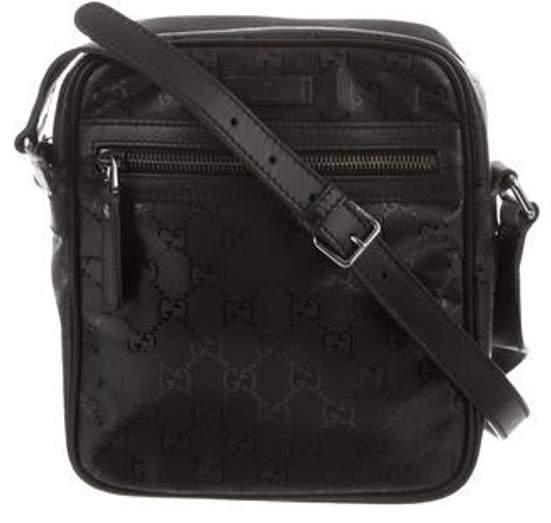 28a5352dc9 Small GG Imprimé Messenger Bag Black Small GG Imprimé Messenger Bag