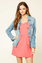 Forever 21 Pocket Front Mini Dress