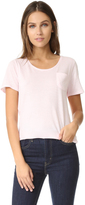 Chinti and Parker Fine Stripe Tee