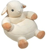 Cloud b Sheep Plush Chair - Cream