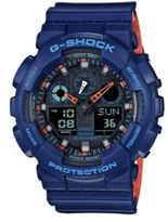 G-Shock Shock Resistant Resin Ana-Digi Strap Watch