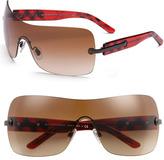 Burberry Rimless Shield Sunglasses