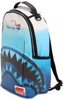 Sprayground Jaws Shark Printed Backpack
