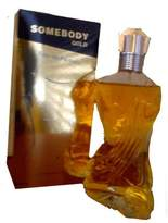 La Femme W-BODYGL100 SOMEBODY GOLD Womens 3.4 Oz EDP Perfume - 12 Pieces Pack