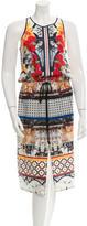 Clover Canyon Sleeveless Printed Dress