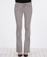 Henry & Belle Ash Micro-Flair High-Waist Jeans