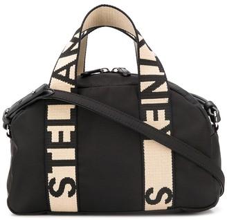 Stella McCartney Mini Logo-Strap Holdall