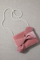 Arc Velvet Bag