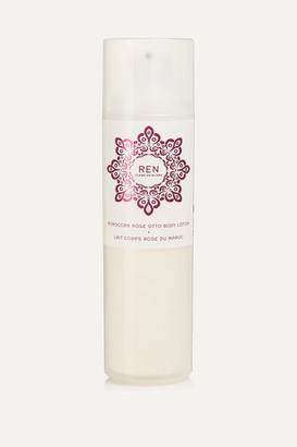 Ren Skincare REN Clean Skincare - Moroccan Rose Otto Body Lotion, 200ml - one size