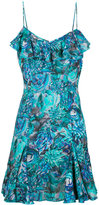 La Perla Petal Storm beach dress - women - Silk/Spandex/Elastane - 40