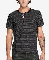 Denim & Supply Ralph Lauren Men's Striped Cotton Jersey Henley