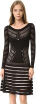 Temperley London Alysia Knit Dress