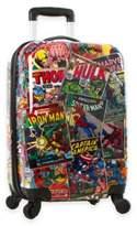Marvel Comics 21-Inch Hardside 4-Wheel Carry On Spinner