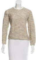 A.P.C. Metallic Knit Sweater