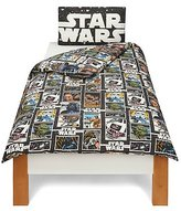 Star Wars Comic Book Duvet Cover - Single