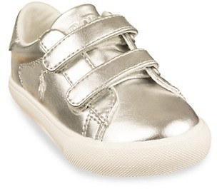 Polo Ralph Lauren Baby Girl's Easten Metallic Runners