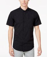 Tavik Men's Delancey Flecked Pocket Shirt