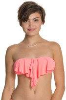 O'Neill Swimwear Salt Water Solids Bandeau Bikini Top 8124564