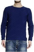 Fendi Sweater Roundneck Jaquard Geometric