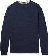 Hugo Boss - Nelino Slub Cotton Sweater
