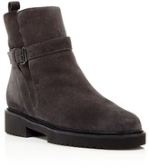 Vince Claudia Suede and Shearling Booties