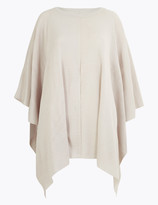 Marks and Spencer Crew Neck Poncho