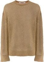 Chalayan oversized jumper