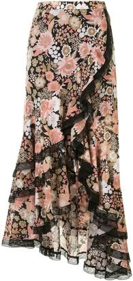 We Are Kindred Jessa ruffled skirt