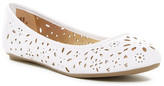 Steve Madden JPainter Cutout Ballet Flat (Little Kid & Big Kid)