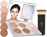 It Cosmetics You Sculpted! Universal Contouring Palette w/Brush