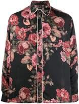 Represent rose print shirt