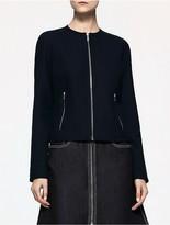 Calvin Klein Platinum Modern Zip Jacket