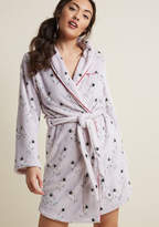 ModCloth Relaxing Atmosphere Robe in XS - Wrap Short Length