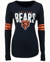 '47 Women's Chicago Bears Courtside Long-Sleeve T-Shirt