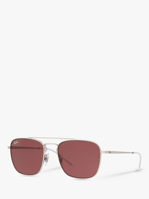 Ray-Ban RB3588 Men's Square Sunglasses