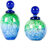 One Kings Lane Vintage Murano Glass Perfume Bottles