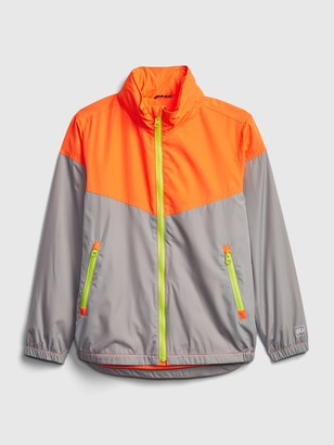 Gap Kids Recycled Colorblock Windbuster