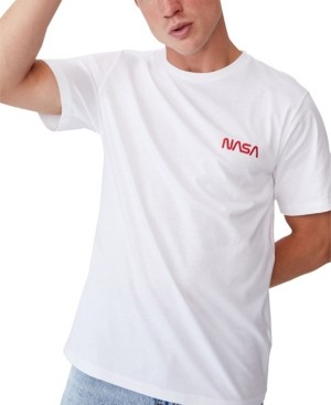 Cotton On Men's Graphic Collab Pop Culture T-shirt