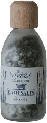 The Natural Beauty Pot Lavender Bath Salts