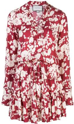 Alexis Jillian floral-print dress