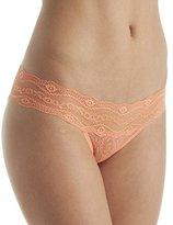 B.Tempt'd Women's Lace Kiss Bikini Panty #978182