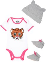 Juicy Couture Baby Knit Bodysuit Boxed Set