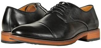 Florsheim Blaze Cap Toe Oxford (Black Smooth) Men's Lace Up Cap Toe Shoes