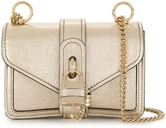 Chloé mini Aby Chain shoulder bag