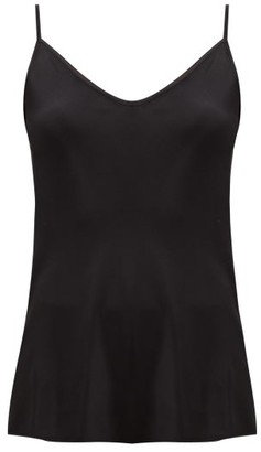 MAX MARA LEISURE Lucca Cami Top - Black