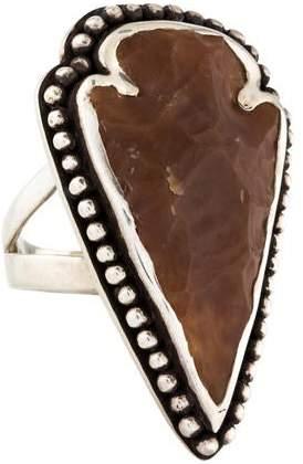 Pamela Love Arrowhead Cocktail Ring