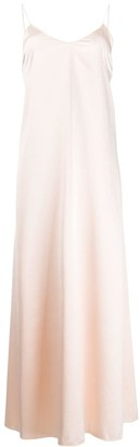 Oseree Slip-Style Long Dress