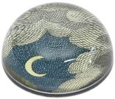 John Derian Clouds Crescent Moon Paperweight