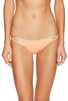 L-Space Titanium Cla Bikini Bottom